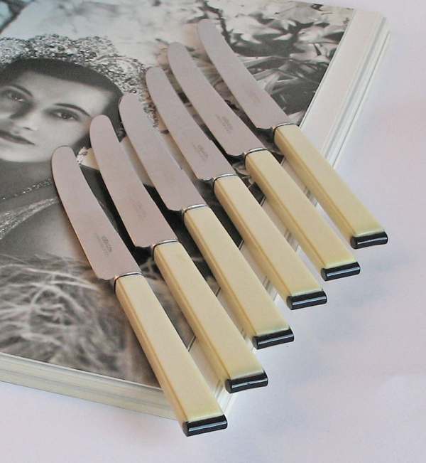 Art Deco Tea knives-www.silver-and-grey.com